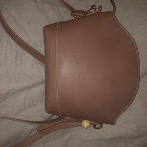 Beautiful boho detailed crossbody purse
